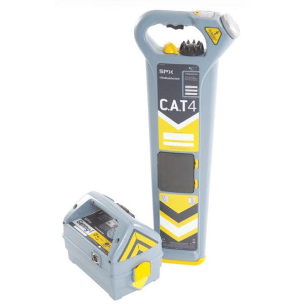 Трассоискатель CAT4+ с генератором Genny4